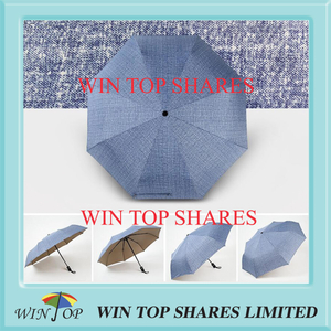 New fashion jean design Anti UV full auto Umbrella