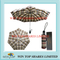 Yarn Dyed Fabric Aluminum Light Full Auto Umbrella