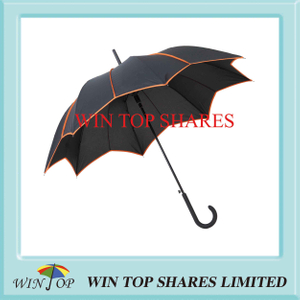 Lotus Flower Piping Umbrella for Ladies and Girls