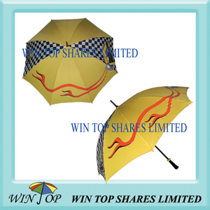 F1 Formular 1 Advertising Golf Umbrella (WT6054)