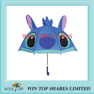 China New style little deer Child Parasol
