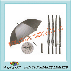 "30"" PU Handle UV Proof Golf Umbrella (WT6056)"