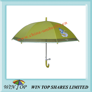 "18"" Auto Child PVC Umbrella"