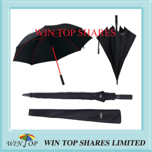 Tyre rubber handle AUDI auto gift Golf Umbrella