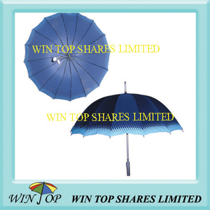 16 Panels Logo Printing Umbrella