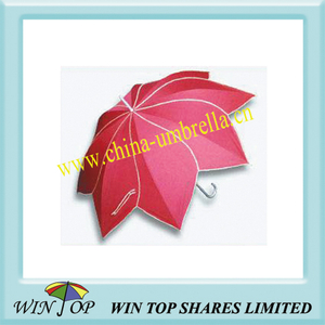 "23"" Lotus Design Ladies Umbrella"