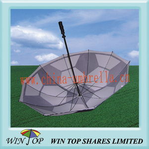 "Arc 56"" Golf Football Umbrella, Soccer Umbrella"