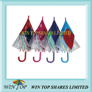 Promotional PVC Umbrella with Logo