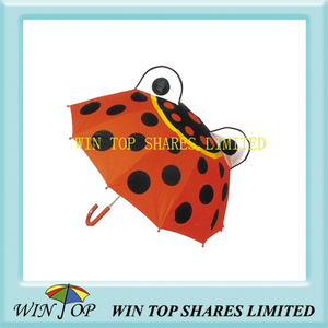Coccinella Septempunctata Insect Bug Umbrella (WT064)