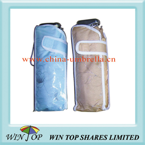"19.5"" X 6 Ribs 5 Folds New Design Umbrella"
