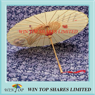 China model poetry quality crafts umbrella