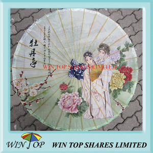 Tradition Chinese Opera oil paper umbrella